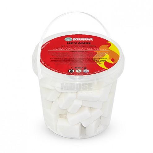 Hexamin 650 g -  Szilárd tüzelőanyag zsebtűzhelyekhez
