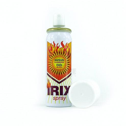Hűsítő bőrápoló spray, égésre, napégésre, horzsolásokra és rovarcsípésekre - 60 g - IRIX