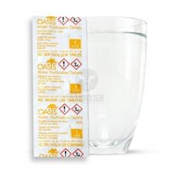 Vízfertőtlenítő tabletta