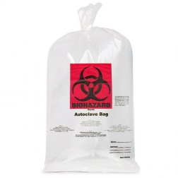 Biohazard zsák 3 db