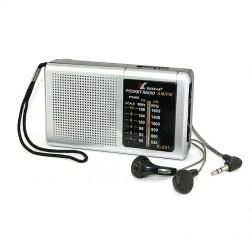 Hordozható AM/FM rádió