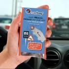 Autós zsebWC férfiaknak - Roadbag - 1 liter folyadék megkötésére