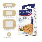 Hansaplast Universal - Sebtapasz - 40 db