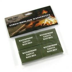 Vízálló gyufa - 4 csomag